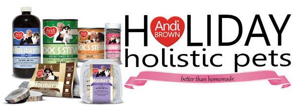 Holiday Holistic Pets Full Product Line